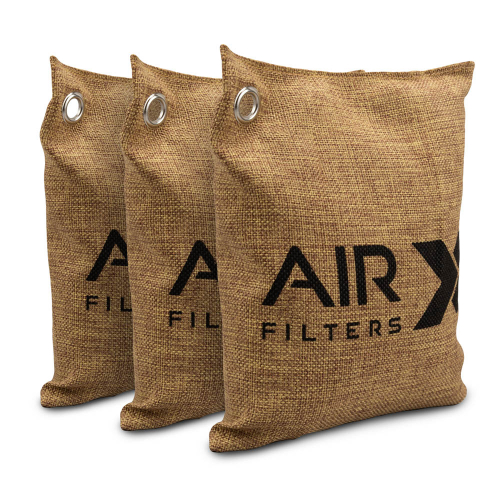 AIRx Bamboo Charcoal Odor Absorber - 3 pack