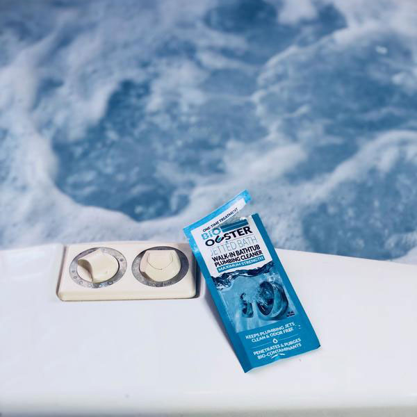 Jetted Bathtub Deep Cleaner - 3 pack