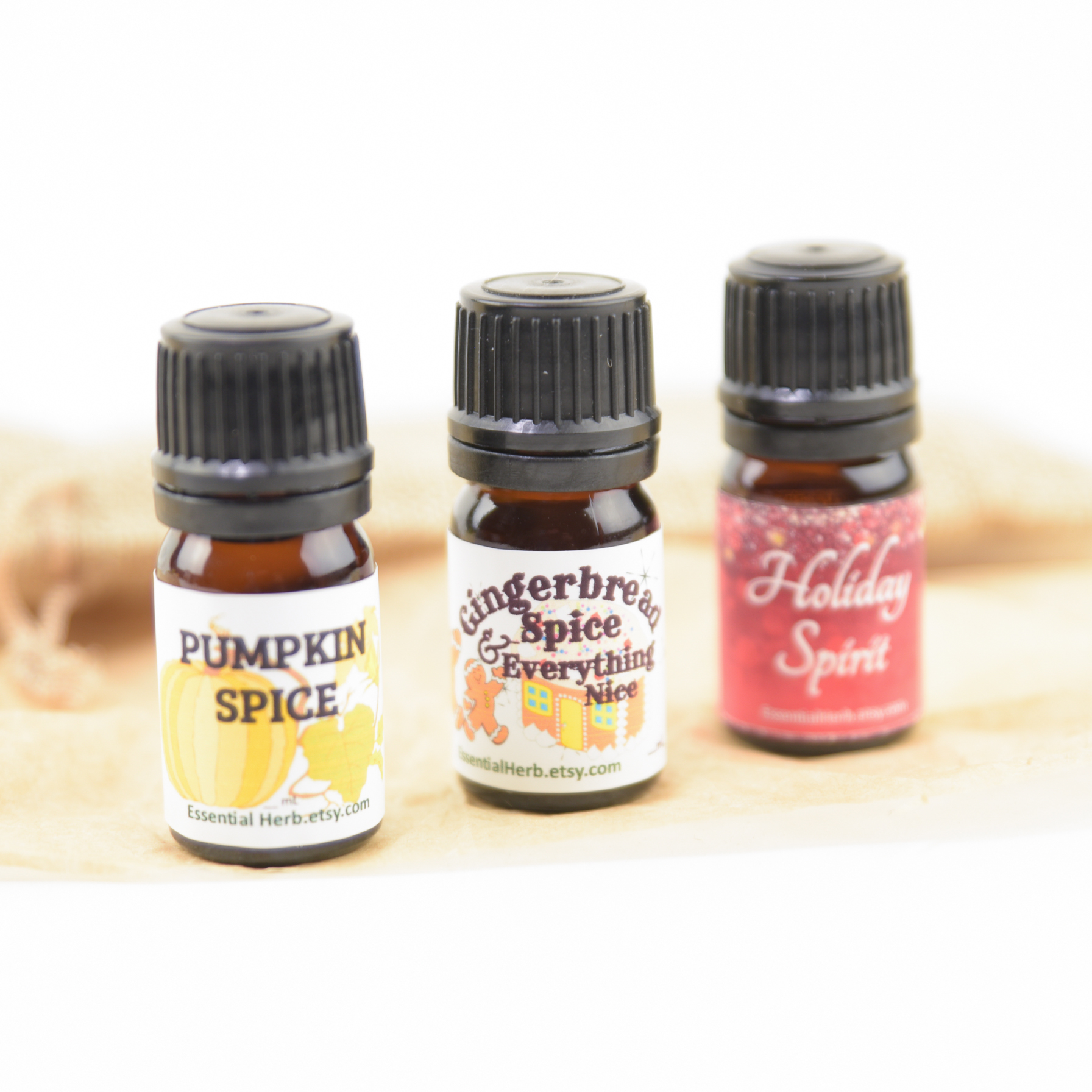 Holiday Spirit Essential Oils Variety Pack