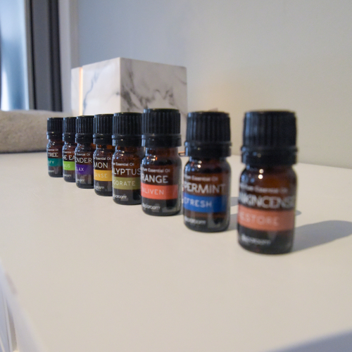 Essential Oils Super Sampler