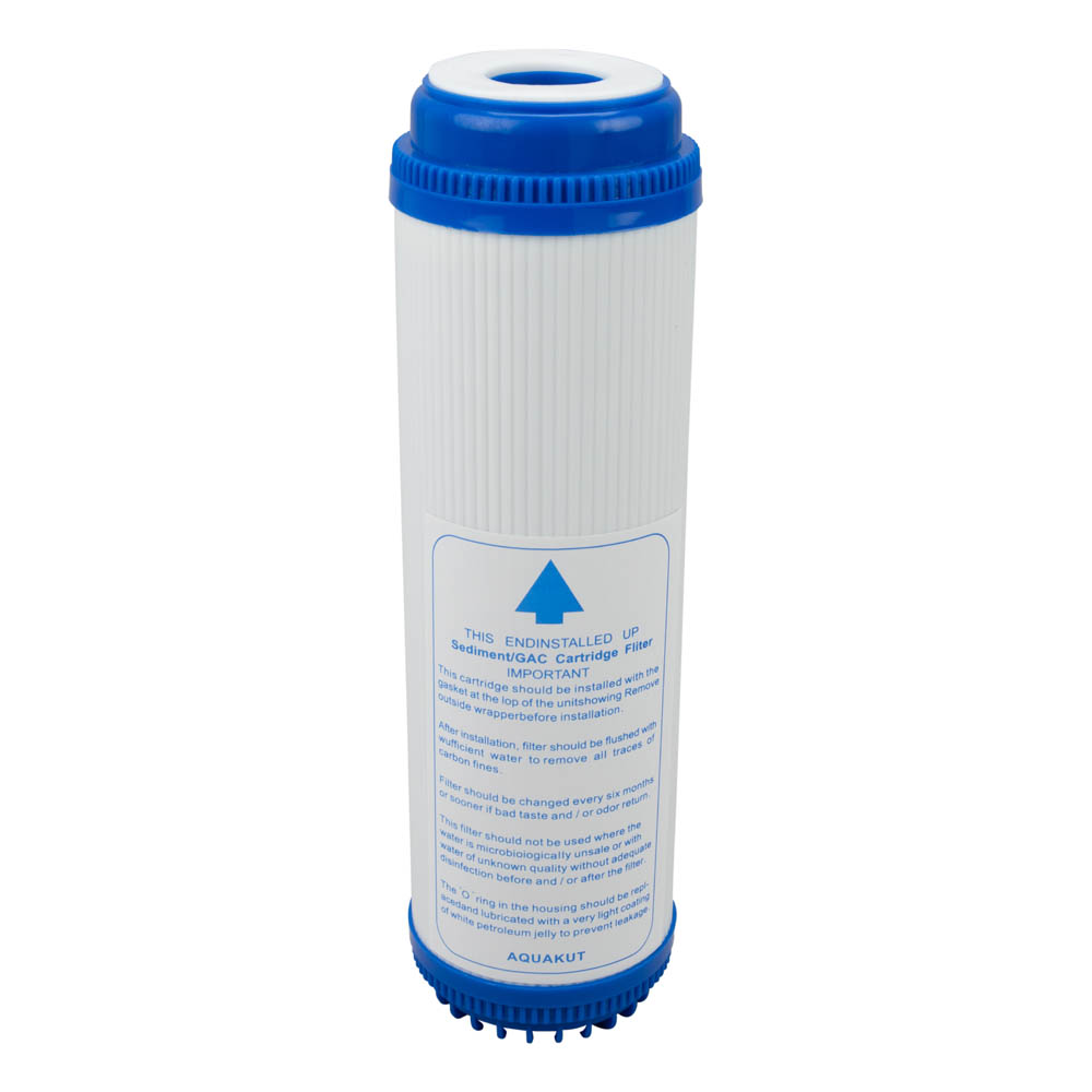 ClearChoice Granular Activated Carbon Filter 2-1/2