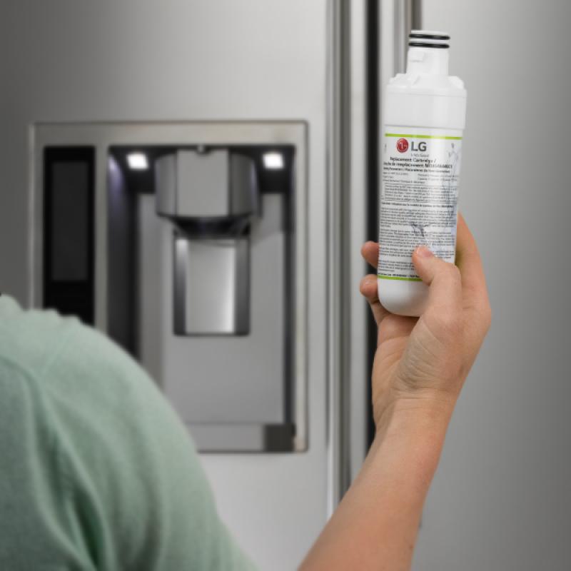 Lg Mdj64844601 Refrigerator Water Filters Filteroutlet Com