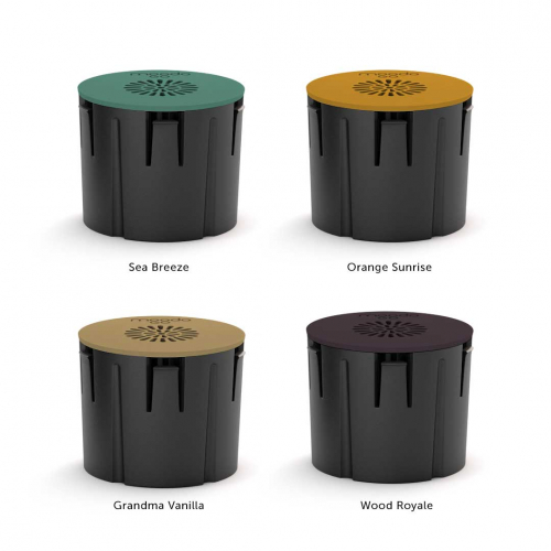 Moodo Go Scent Capsules - Variety Pack