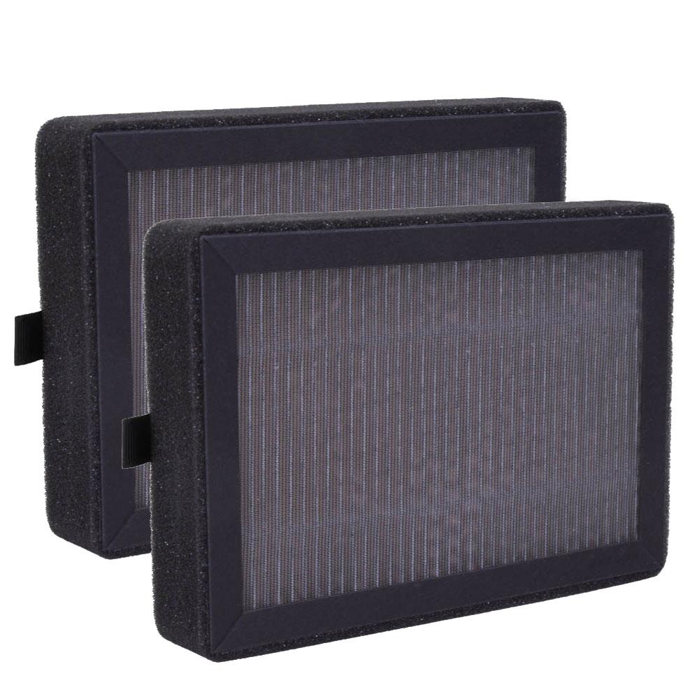 Replacement HEPA Filter Set For Desktop Air Purifier