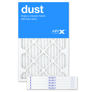 16x25x1 AIRx DUST Air Filter - MERV 8 product image