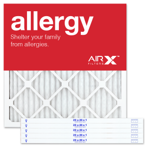 20x20x1 AIRx ALLERGY Air Filter - MERV 11 product image