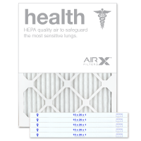 16x20x1 AIRx HEALTH Air Filter - MERV 13